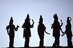 Malaysia;Malaysian;Asia;Southeast_Asia;Hinduism;Hindu;religion;faith;beliefs;creed;Batu_Caves;Kuala_Lumpur;Statues;Hindu;deities;mythology;Batu_Caves