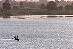 Mali;Malian;Africa;West_Africa;_persons;people;rivers;streams;water;Sahel;Bamako;Niger_River;river;dawn