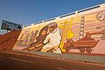 Mali;Malian;Africa;West_Africa;Bamako;Mural