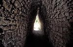 Mexico;Mexican;Latin_America;North_America;Central_America;Campeche;Ancient;Archaeology;Architecture;Art;Art_history;Becan;Campeche;Civilization;Culture;History;Maya;Mayas;Pre_Columbian;Pre_Hispanic;Precolombian;Structure_VI;Vaulted_tunnel