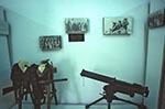 Mexico;Mexican;Latin_America;North_America;Central_America;Chihuahua;historical_photos;history;machine_gun;Mexican_Revolution_Museum;Quinta_Luz