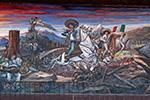 Mexico;Mexican;Latin_America;North_America;Central_America;Art;Art_history;Mexican_Revolution;Painting;El_Caudillo_del_Sur;Southern_Caudillo;mural;Roberto_Rodriguez_Navarro;Casa_Museo_Emiliano_Zapata_Museum;Anenecuilco;Morelos