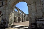 Mexico;Mexican;Latin_America;North_America;Central_America;Architecture;Art;Art_history;Baroque;beliefs;Catholic;Christianity;Christian;creed;faith;religion;Spanish_Colonial;Ruins;Dominican;Convent;Cuilapan_de_Guerrero;Oaxaca