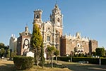 Mexico;Mexican;Latin_America;North_America;Central_America;Architecture;Art;Art_history;Baroque;beliefs;Catholic;Christianity;Colonial;creed;faith;religion;Spanish_Colonial;Church;San_Francisco_Church;Acatepec;Puebla