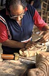 Mexico;Mexican;Latin_America;North_America;Central_America;arts;crafts;handicrafts;male;man;men;people;Mexicans;person;persons;people;Mexicans;Sierra_Madre;Woodcarver;Concordia;Sinaloa