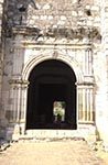 Mexico;Mexican;Latin_America;North_America;Central_America;Architecture;Art;Art_history;Baroque;beliefs;Catholic;Christianity;Christian;creed;faith;religion;Sierra_Madre;Spanish_Colonial;Lateral;entrance;San_Jose;Church;Copala;Sinaloa