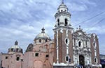 Mexico;Mexican;Latin_America;North_America;Central_America;Architecture;Art;Art_history;Baroque;beliefs;Catholic;Christianity;Christian;creed;faith;religion;Spanish_Colonial;San_Jose;Parrish;Church;Tlaxcala