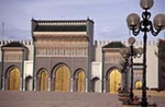 Morocco;Moroccan;Africa;Architecture;Art;Art_history_Islamic;_Muslim;UNESCO;World_Heritage_Site;Fez;Fes;_Royal_Palace;palace;Fes_el_Jedid