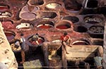 Morocco;Moroccan;Africa;Art_history;arts;cloth;crafts;fabrics;Fes;Fez;handicrafts;Medina;_Muslim;people;Moroccans;Arabs;Arabians;Arabic;persons;Tannery;textiles;UNESCO;World_Heritage_Site;Art