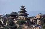 Nepal;Nepali;Nepalese;Asia;Architecture;Art;Art_history;Himalayas;Kathmandu_Valley;South_Asia;UNESCO;World_Heritage_Site;Bhaktapur;Kathmandu_Valley;Madhyamanchal;Central_Region;Skyline;Langtang;Himalayan;Range