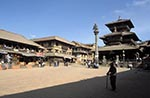 Nepal;Nepali;Nepalese;Asia;Architecture;Art;Art_history;Himalayas;Kathmandu_Valley;persons;people;South_Asia;UNESCO;World_Heritage_Site;Bhaktapur;Kathmandu_Valley;Madhyamanchal;Central_Region;Durbar_Square