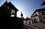 Nepal;Nepali;Nepalese;Asia;Architecture;Art;Art_history;Himalayas;Kathmandu_Valley;persons;people;South_Asia;UNESCO;World_Heritage_Site;Bhaktapur;Kathmandu_Valley;Madhyamanchal;Central_Region;Taleju;Bell;Durbar_Square