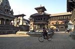 Nepal;Nepali;Nepalese;Asia;Architecture;Art;Art_history;Himalayas;Kathmandu_Valley;persons;people;South_Asia;UNESCO;World_Heritage_Site;Bhaktapur;Kathmandu_Valley;Madhyamanchal;Central_Region;Water;tank;Vatsal_Durga_Temple