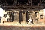 Nepal;Nepali;Nepalese;Asia;Architecture;Art;Art_history;Himalayas;Kathmandu_Valley;persons;people;South_Asia;UNESCO;World_Heritage_Site;Bhaktapur;Kathmandu_Valley;Madhyamanchal;Central_Region;Pashupatinath_Temple