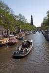 Amsterdam;Benelux;Boat;Dutch;Europa;Europe;Holland;Netherlands;Prinsengracht;Seventeenth_century_canal_ring_area_of_Amsterdam_inside_the_Singelgracht;UNESCO;World_Heritage_Site