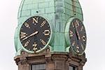 Netherlands;Holland;Dutch;Europe;Europa;Benelux;art;art_history;Art_Noveau;compass;Hotel_New_York;Jugendstil;Rotterdam;Tower;architecture