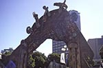 New_Zealand;South_Pacific;Oceania;Anthropology;Art;Art_history;North_Island;Sculpture;Auckland;Waharoa;Gateway;Maori;Aotea;Square