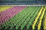 North_Korea;Korea;Korean;Asia;ceremonies;ceremony;Communism;Communist;crowds;groups;persons;person;people;Koreans;Democratic_people;Koreanss_Republic_of_Korea;Marxist;people;Koreans;persons;Pyongyang;Mass;celebration;Arirang;Festival
