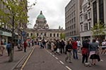 Northern_Ireland;Ireland;Irish;Great_Britain;British_Isles;United_Kingdom;British;Europe;Europa;Royal_Avenue;Belfast;Architecture;Art;Art_history;Celtic;Neo_Classicism;Neoclassical;Neoclassicism;people;persons;sports;recreations