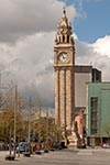 Northern_Ireland;Ireland;Irish;Great_Britain;British_Isles;United_Kingdom;British;Europe;Europa;Albert_Clock;Belfast;19th_century;Architecture;Art;Art_history;Celtic;clocks;Gothic_Revival;Neo_Gothic;time_pieces;watches