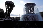 Norway;Norge;Norwegian;Scandinavia;Europe;Europa;Art;Art_history;Gustav_Vigeland;Modern_art;Oslo;Park;Sculpture