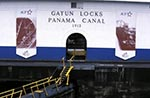 Panama;Latin_America;Central_America;Panamanian;canals;structures;constructions;Panama_Canal;Control_house;Gatun_Locks