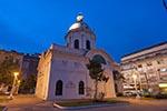 Paraguay;Paraguayan;South_America;Latin_America;Panteon_Nacional_de_los_Heroes;National_Pantheon;Heroes;night;Asuncion;Chaco