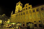 Poland;Polish;Polska;Europe;Europa;Architecture;Art;Art_history;Gothic;Medieval;Medieval_Town_of_Torun;UNESCO;World_Heritage_Site;Torun;Kujavian_Pomeranian_Voivodship;Old_Town_Hall;night