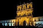 Portugal;Portuguese;Europe;Europa;Alcobaça_Monastery;Art;Art_history;Baroque;Church;Leira;Mosterio_de_Santa_Maria;night;UNESCO;World_Heritage_Site;Architecture;Christianity;Christian;Catholic;religion;faith;beliefs;creed