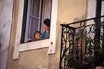 Portugal;Portuguese;Europe;Europa;boy;boys;child;childhood;children;female;kids;Lisbon;Lisboa;people;person;persons;window;woman;Woman;women;youngsters;boy