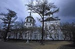 Russia;Russians;Europe;Europa;Architecture;Art;Art_history;Asia;Cathedral;church;Irkutsk;Irkutsk_Oblast;Siberia;Christianity;Christian;Eastern_Orthodox;religion;faith;beliefs;creed;Znamensky