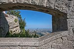 San_Marino;Sammarinese;Europe;Europa;Italian;architecture;art;art_history;Medieval;Middle_Ages;UNESCO;World_Heritage_Site;La_Rocca;First_Tower
