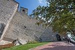 San_Marino;Sammarinese;Europe;Europa;Italian;art;art_history;Medieval;Middle_Ages;Mount_Titano;UNESCO;Upper_battlements;Monte_Titano;World_Heritage_Site;architecture