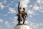 Senegal;Senegalese;Africa;West_Africa;Dakar;Place_de_Tirailleur;Rifleman;Square