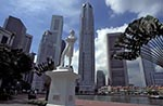 Singapore;Singaporean;Asia;Southeast_Asia;Architecture;Art;Art_history;Modern_architecture;Statue;Sir;Thomas;Stamford;Raffles