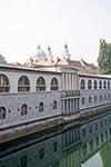 Slovenia;Slovene;Slovenian;Europe;Eastern_Europe;Europa;Art;Art_history;Neo_Classicism;Neoclassical;Neoclassicism;Yugoslavia;Architecture;Ljubljana;Buildings;Ljubljanica_River