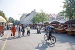 Slovenia;Slovene;Slovenian;Europe;Eastern_Europe;Europa;marketplaces;markets;merchants;people;persons;retailers;salespersons;sellers;shopping;vendors;Yugoslavia;Ljubljana;Market