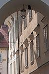 Slovenia;Slovene;Slovenian;Europe;Eastern_Europe;Europa;Yugoslavia;Ljubljana;Alley;Cathedral_of_St_Nicholas
