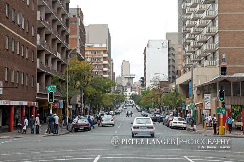 South Africa;South African;Africa;Johannesburg;Gauteng;street scene;street;Hillbrow
