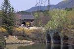 South_Korea;Korea;Korean;Asia;_Architecture;Art;Art_history;beliefs;Buddhism;Buddhist;creed;faith;religion;UNESCO;World_Heritage_Site;Gyeongsangbuk_do;Bridge;lagoon;Bulguksa_Temple
