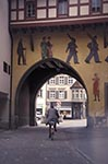 Switzerland;Schweiz;Suisse;Svizzera;Swiss;Europe;Europa;Aarau;Architecture;Art;Art_history;Gothic;gothic;house;Late;Medieval;Middle_Ages;painted