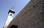 Syrian;Syrian;Arabia;Arabian;_al_Gharbiye;Architecture;Art;Art_history;Asia_Islam;beliefs;creed_Islamic;Damascus;faith;Islam;Middle_East;Minaret;Moslem;mosque;Muslim;Near_East;religion;Umayyad_Mosque;UNESCO;wall;World_Heritage_Site