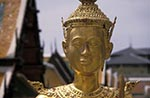 Thailand;Thai;Siam;Siamese;Southeast_Asia;Asia;Art;Art_history;Buddhism;Buddhist;religion;faith;beliefs;creed;Sculpture;Bangkok;Gilded;Apsonsi;figure;Wat_Phra_Kaew
