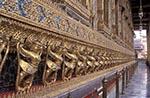 Thailand;Thai;Siam;Siamese;Southeast_Asia;Asia;Architecture;Art;Art_history;Buddhism;Buddhist;religion;faith;beliefs;creed;Sculpture;Bangkok;Balustrade;Garuda;images_Temple;Emerald_Buddha;Emerald;Buddha