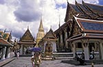 Thailand;Thai;Siam;Siamese;Southeast_Asia;Asia;Architecture;Art;Art_history;Buddhism;Buddhist;religion;faith;beliefs;creed;Bangkok;General;Wat_Phra_Kaeo;Golden;Chedi