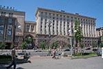 Ukraine;Ukrainian;Europe;Eastern_Europe;Europa;architecture;art;art_history;Buildings;Khreshchatyk;Kiev;Kyiv;Socialist;Soviet_Union;Stalinist;street;Ukrainians