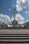 Ukraine;Ukrainian;Europe;Eastern_Europe;Europa;Berehynia;Column;Independence_Square;Kiev;Kyiv;Maidan_Nezalezhnosti;monument;Soviet_Union;art;art_history;sculpture