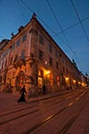 Ukraine;Ukrainian;Europe;Eastern_Europe;Europa;Lemberg;Lviv;Lwow;night;Ruska;Soviet_Union;street;UNESCO;World_Heritage_Site