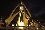 United_Arab_Emirates;UAE;UAE;Emirati;Emirian;Arabian;Arabia_;Architecture;Art;Art_history;Clock;Corniche;Dubai;Emiratis;Islamic;Middle_East;Modern_architecture;Muslim;Near_East;night;Roundabout;tower;Arabian_Peninsula