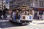 Americans;cable_cars;funiculars;gondolas;lifts;North_America;people;persons;public_transportation;tour_group;people;crowds;sightseeing;tourism;holidays;vacations;travel;USA;United_States_of_America;USA;San_Francisco;California;United_States;Cable_car